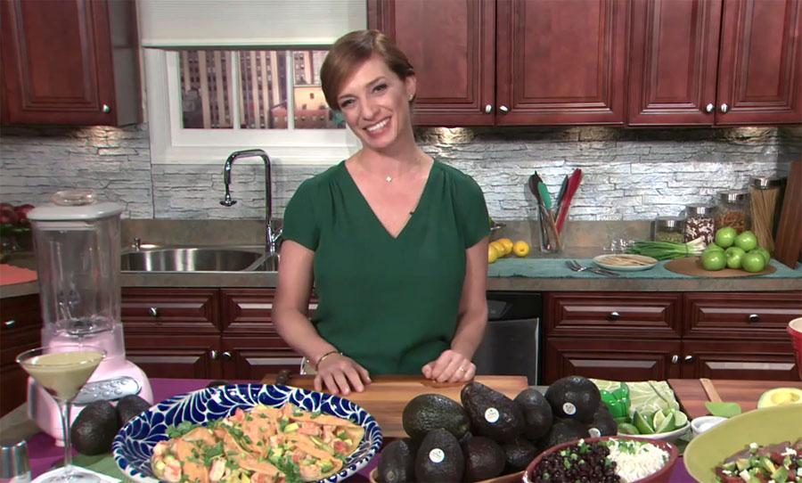 Chef Pati Jinich Shares Cinco De Mayo Tips and Avocado Martini Recipe