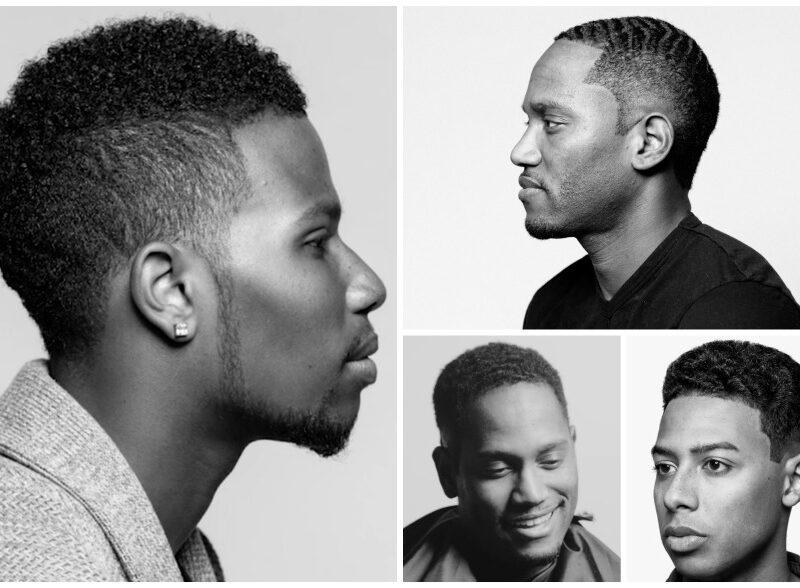 hair styles for black men