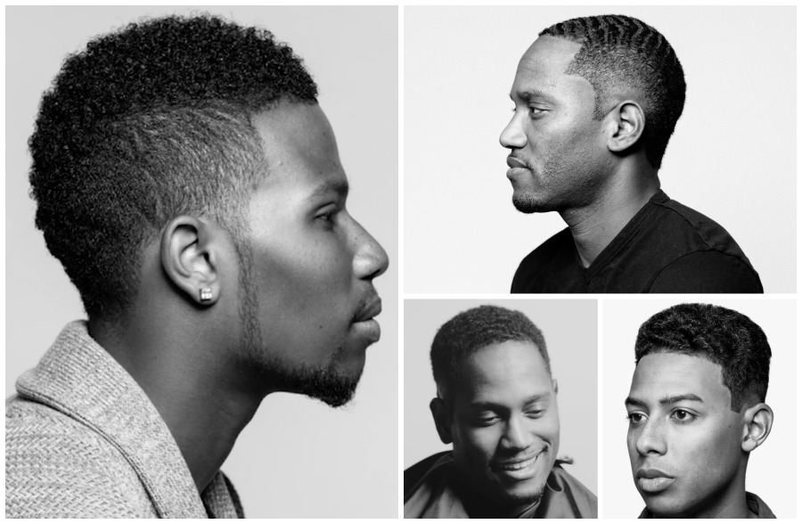 4 Trendy Haircuts for Black Men