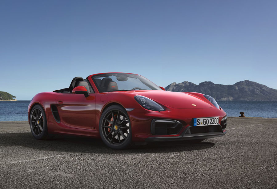Porsche Anoints Two New GTS Models