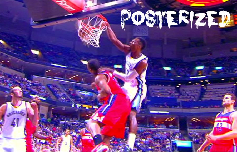 Top 10 Posterizing Dunks of the 2014-2015 NBA Season