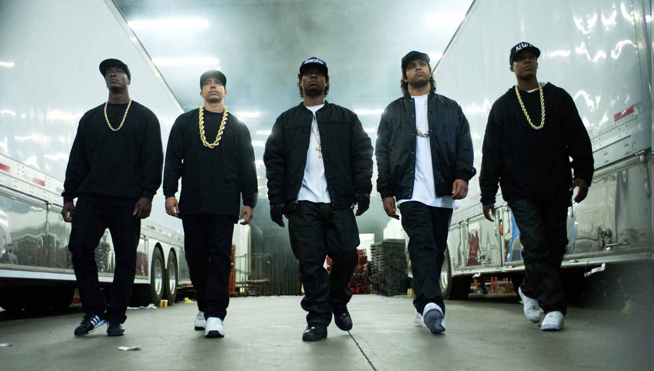 """The Story of Influential Rap Group NWA is told in New Movie, """"Straight Outta Compton"""" [Trailer]"""