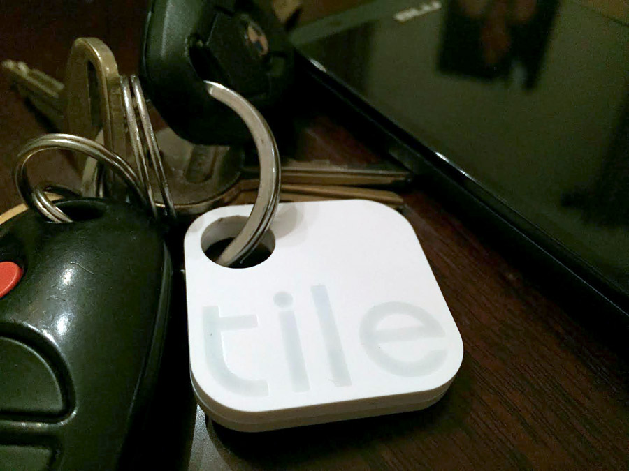 Never Worry About Losing Your Keys Again with Tile