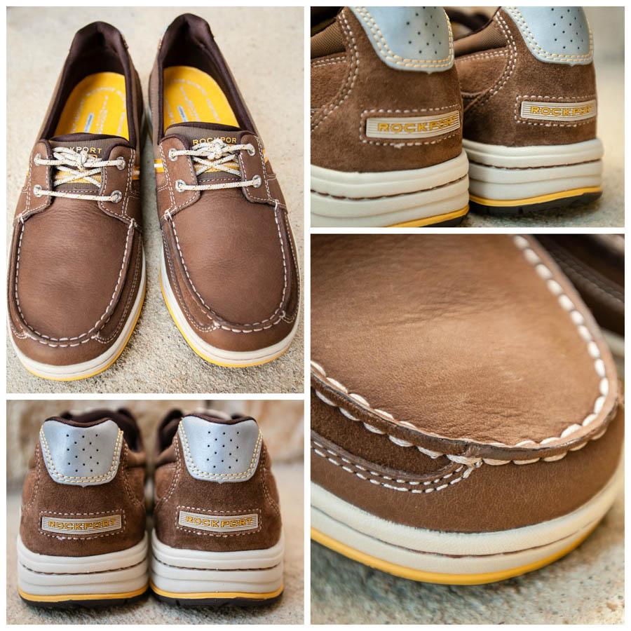 Rockport Weekend Retreat 2 Eye Boat Shoes