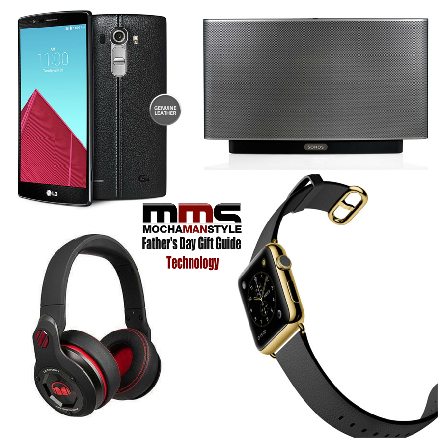 Mocha Man Style's Father's Day Gift Guide – Technology
