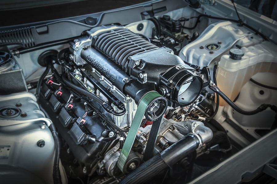 mopar drag pak engine