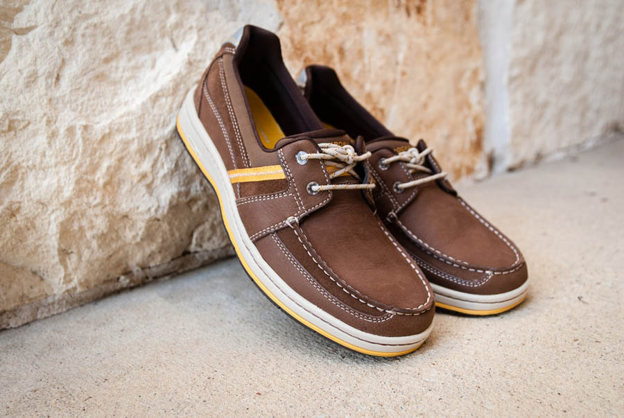 The Rockport Weekend Retreat 2 Eye Boat Shoes are Cool, Comfortable, and Classic