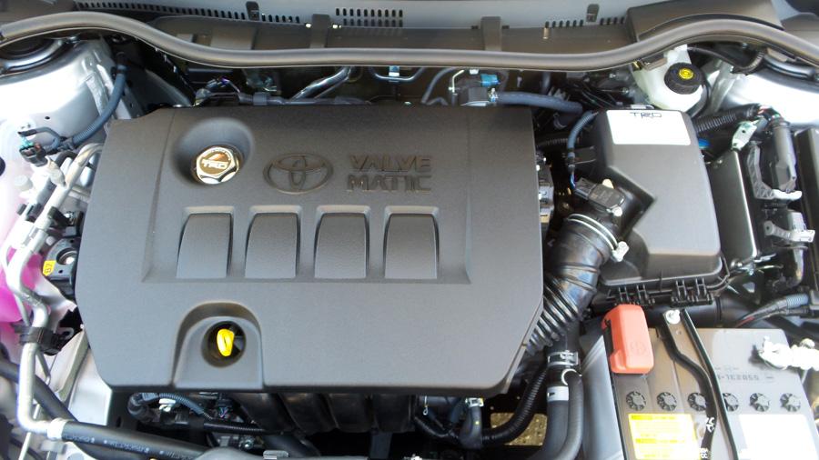 2016 scion im engine