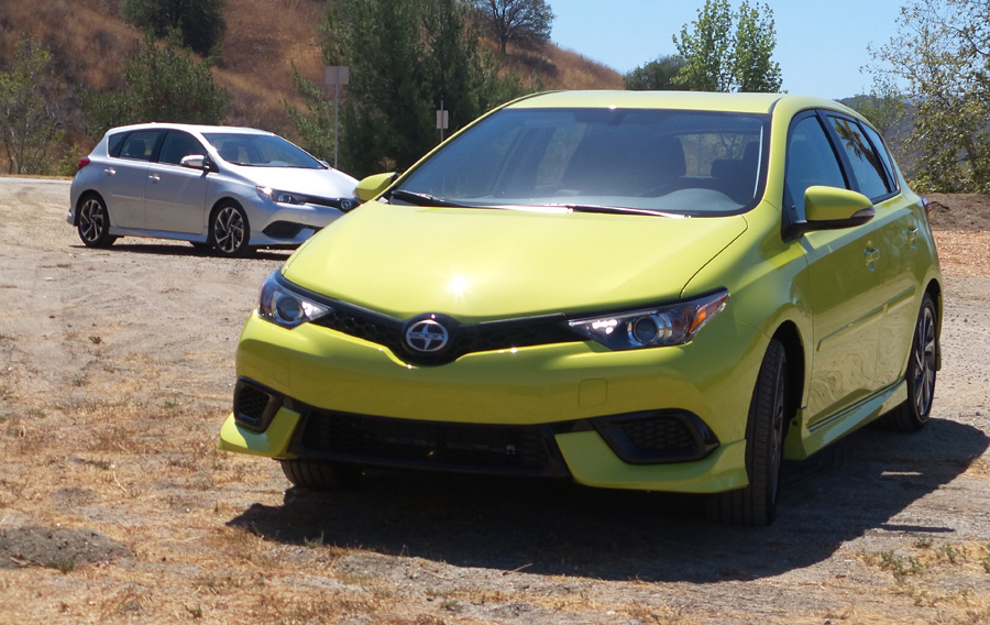 First Drive: 2016 Scion iM