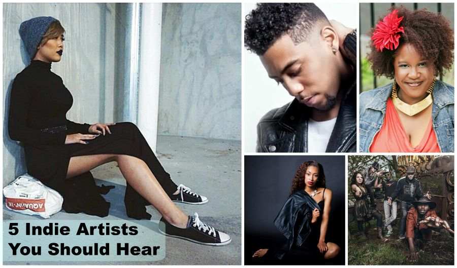 5 Indie Artists You Should Hear – July 2015