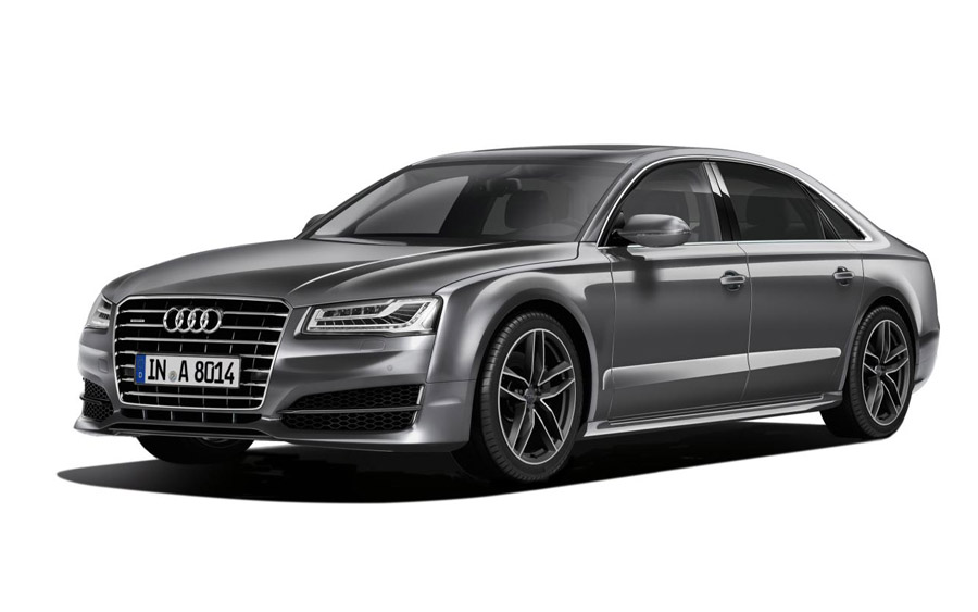 Audi Commemorates 21 Years of Innovation with Special Edition A8