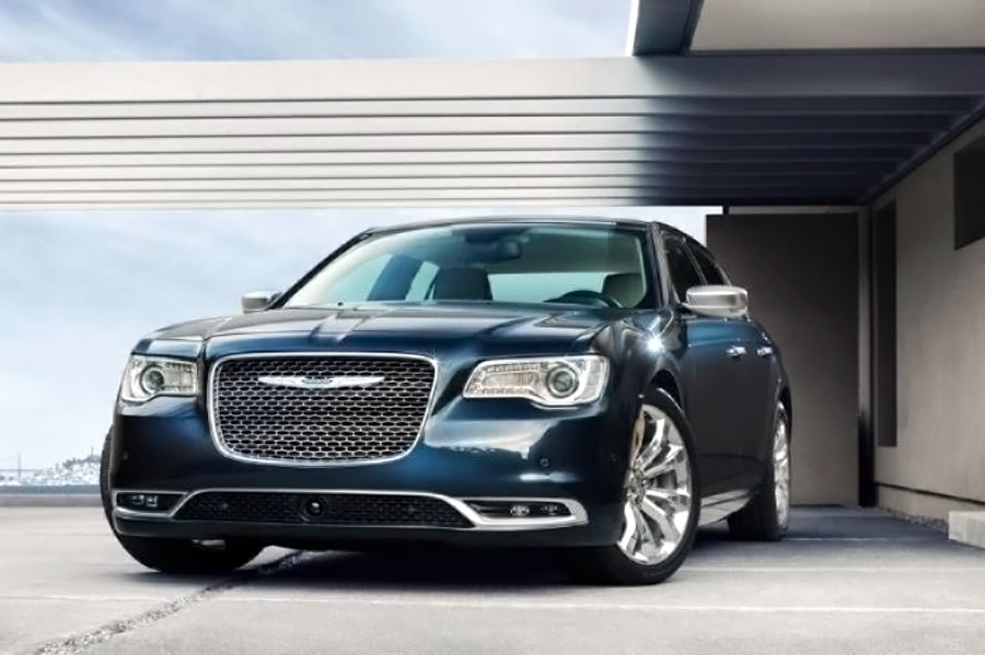 Chrysler Celebrates 90th Anniversary With a Limited Edition Chrysler 300