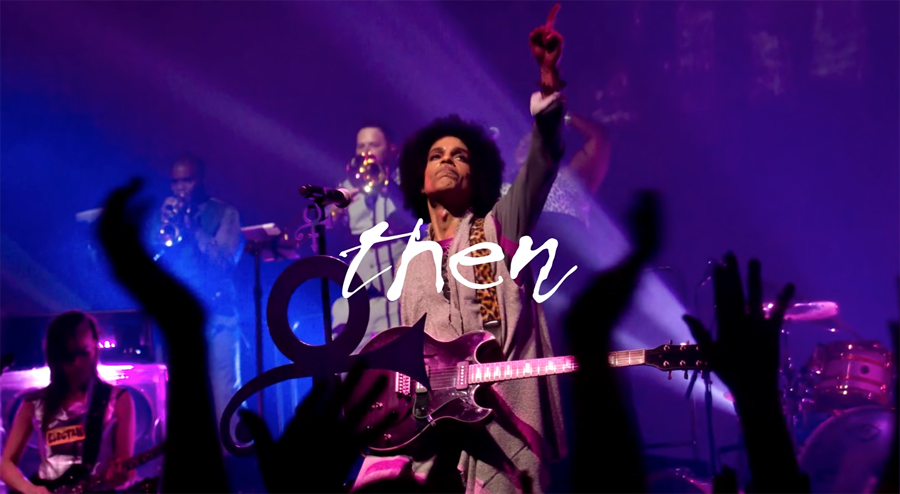 "Prince Calls for Peace and Justice in ""Baltimore"" Lyric Video"