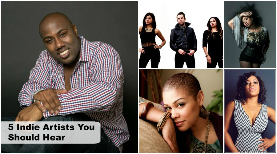 5 Indie Artists You Should Hear – August 2015