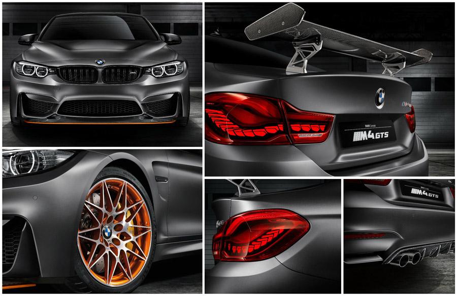 BMW M4 GTS CONCEPT car