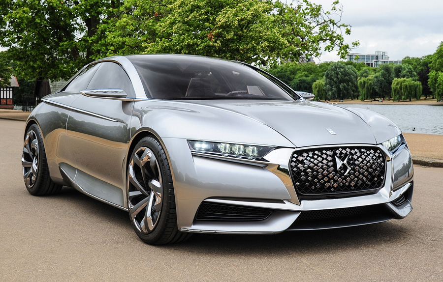 The New DS Concept Car is a Flash of Divine Inspiration