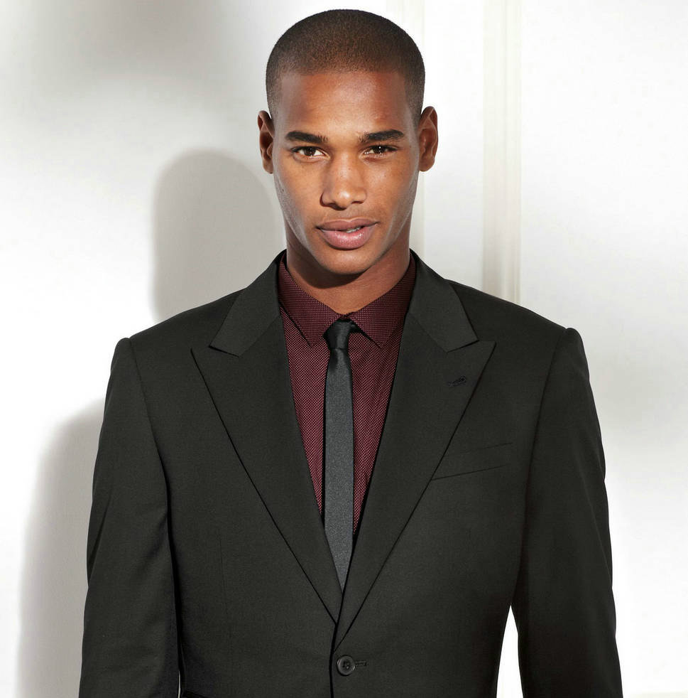 Young Black Man In Suit | www.pixshark.com - Images ...