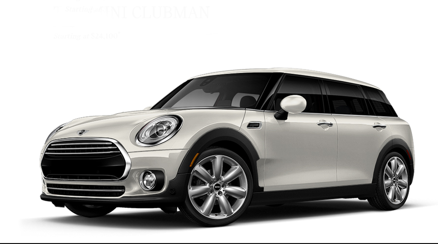 The 2016 MINI Clubman is the Ultimate Fashion Accessory