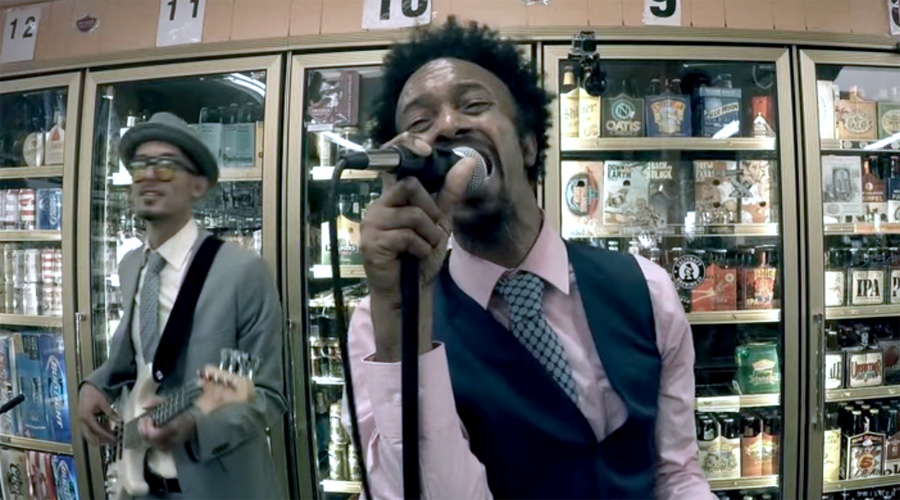 "Fantastic Negrito Surprises Convenience Store Shoppers with a Performance of ""Lost In A Crowd"""