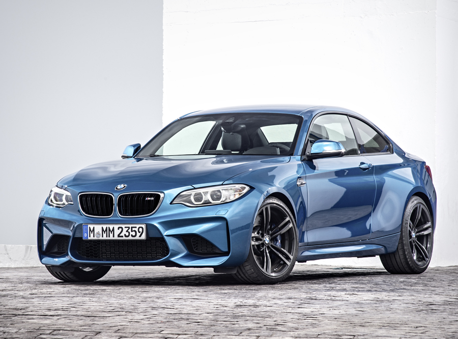 The 2016 Bwm M2 Proudly Flaunts Its Racing Heritage And