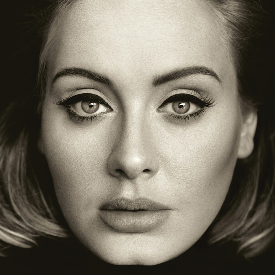 "Adele Releases Intimate New Song, ""Hello"""