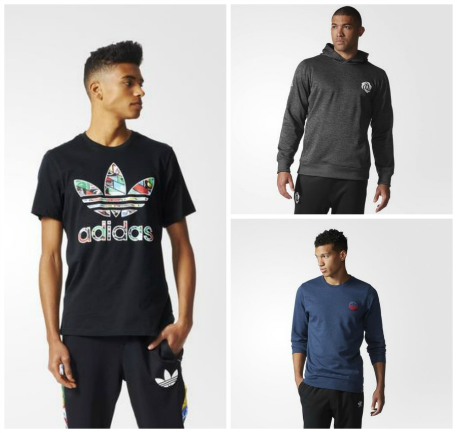 Save Up to 50% off Shoes and Apparel During the adidas End of the Quarter Sale