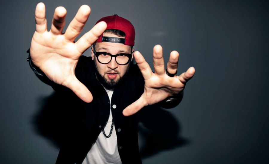 Andy Mineo Wants to Make You Uncomfortable