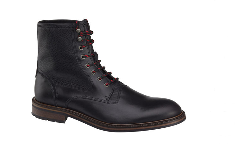 johnston and murphy FULTON PLAIN TOE BOOT