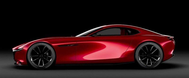 mazda RX-VISION Concept Car