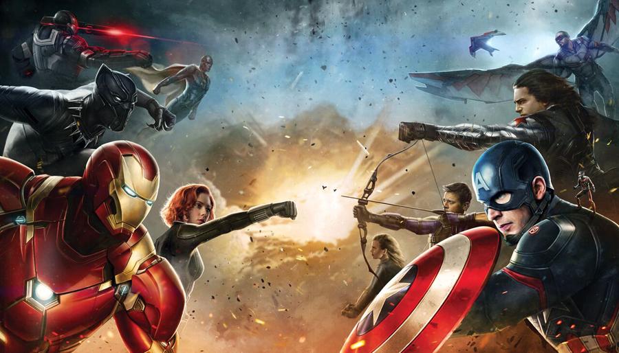 Captain America: Civil War – Trailer World Premiere