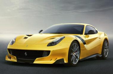 Ferrari F12tdf hero