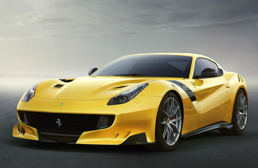 The Limited Edition Ferrari F12tdf Delivers Track-Level Performance to Everyday Drivers