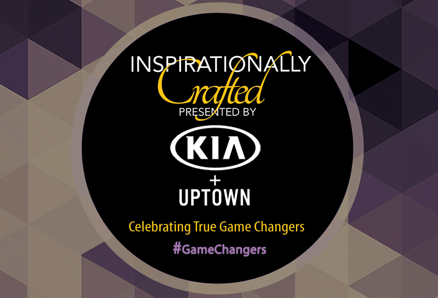 "Mocha Man Style, UPTOWN Magazine, and Kia Celebrate ""Inspirationally Crafted"" Game Changers"
