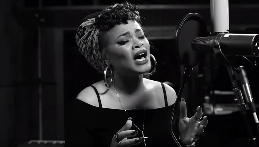 "Listen to Andra Day's Alluring Acoustic Version of ""Rise Up"""