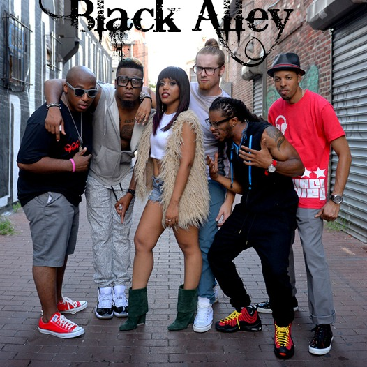 black alley music