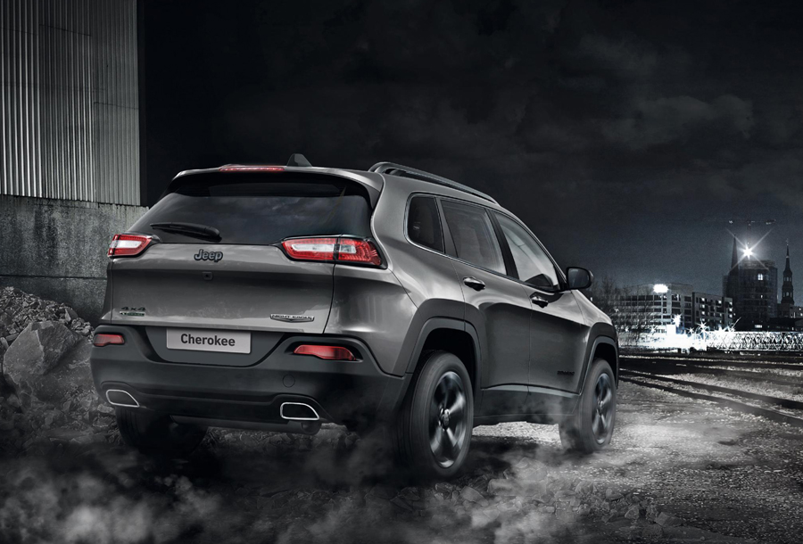 Jeep To Produce The Limited Edition Cherokee Night Eagle Mocha