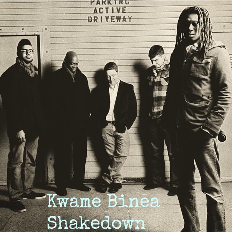 kwame binea shakedown music