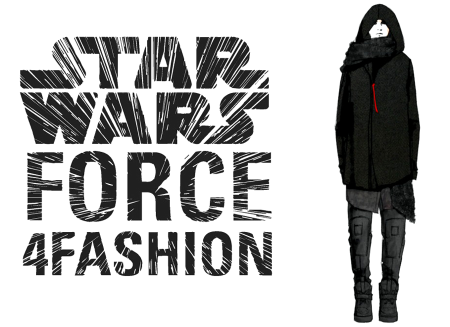 Fashion Designers Create 'FORCE 4 FASHION' Menswear Looks Inspired by Star Wars: The Force Awakens