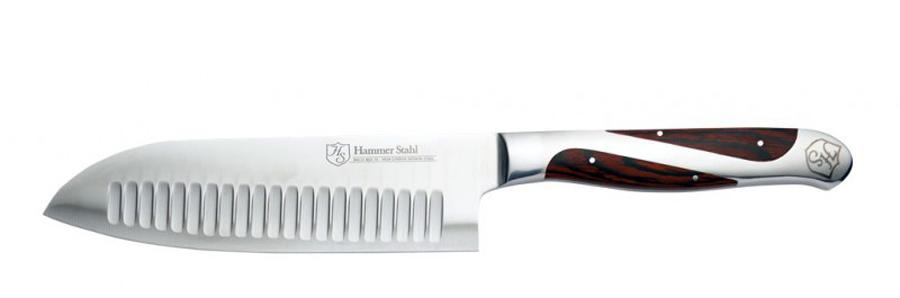 Hammer Stahl Santoku Knife