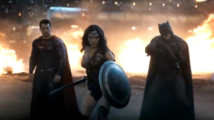 """Batman v Superman: Dawn of Justice"" Trailer Hints at Epic Battle"