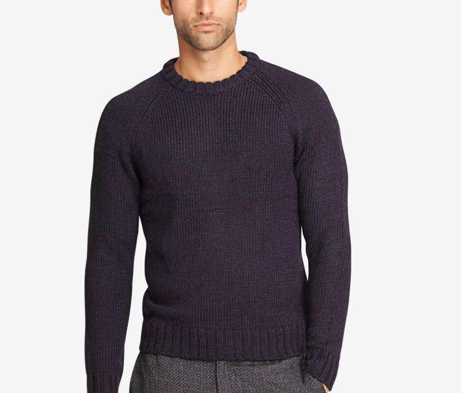 bonobos NORTH COUNTRY ALPACA BLEND CREW sweater