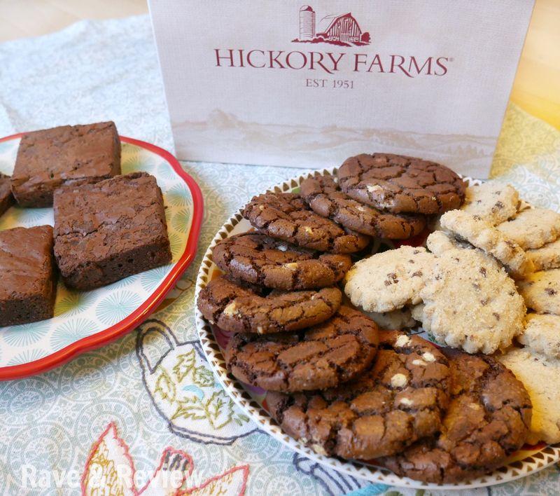 hickory farms Chocolate Decadence Trio