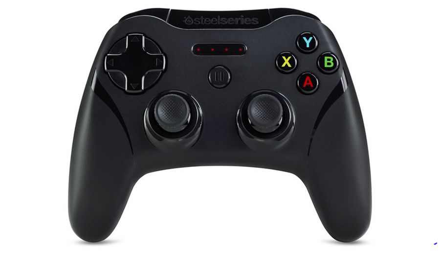 steel series stratus-xl game controller