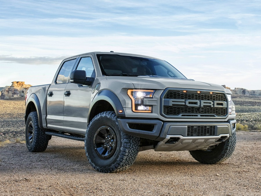 The 2017 Ford Raptor is Ready To Rule the Roads and Beyond