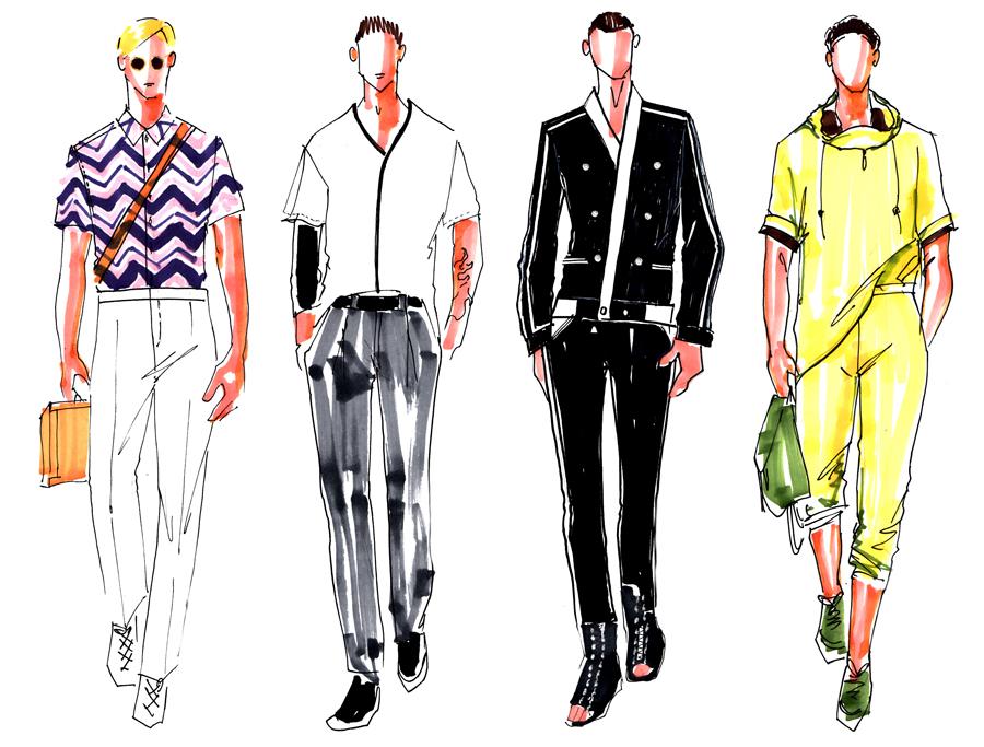 Belk is Seeking Menswear Designers for the 4th Annual Southern Designer Showcase