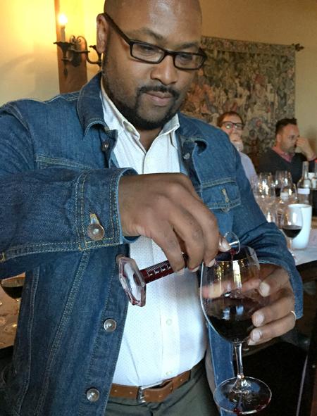 mocha man style wine blending columbia crest