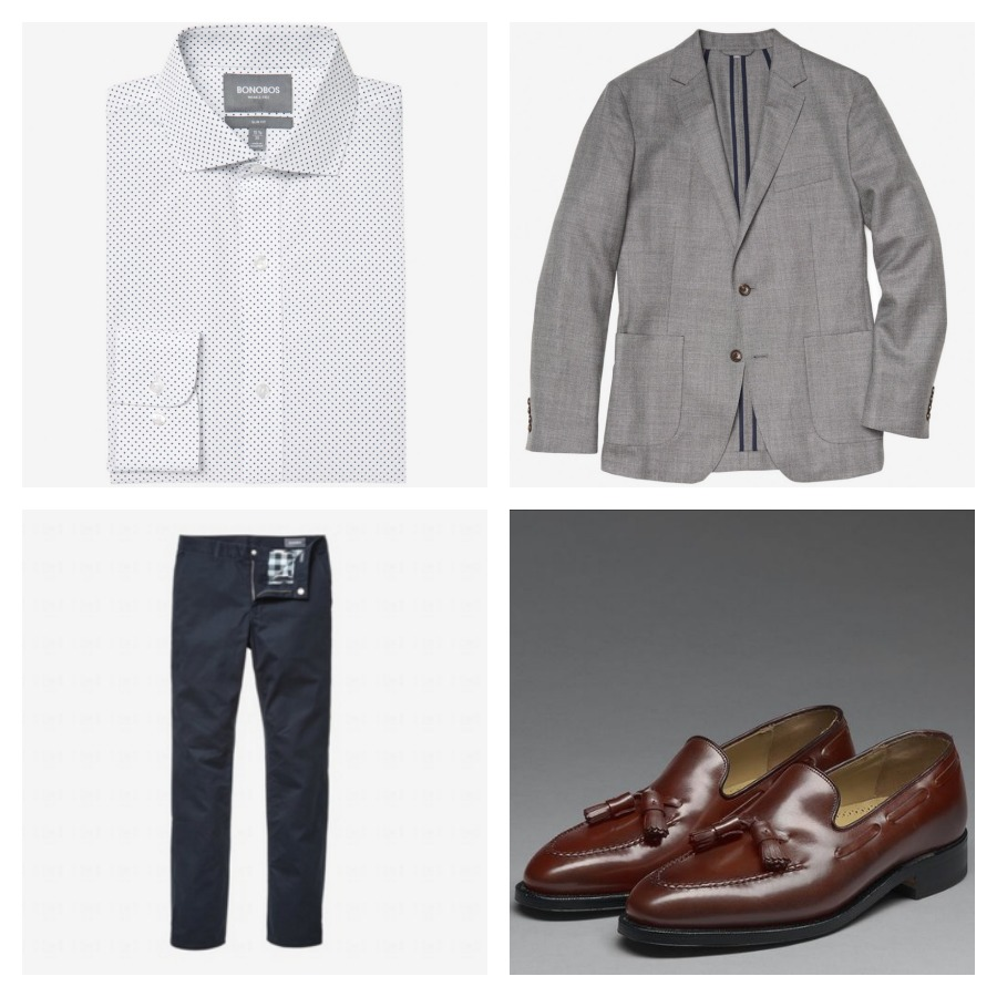 what to wear to work casual friday