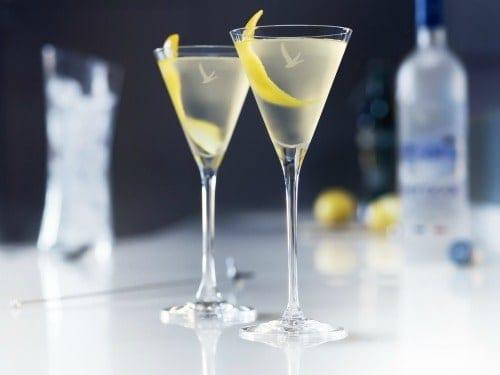 grey cocktail