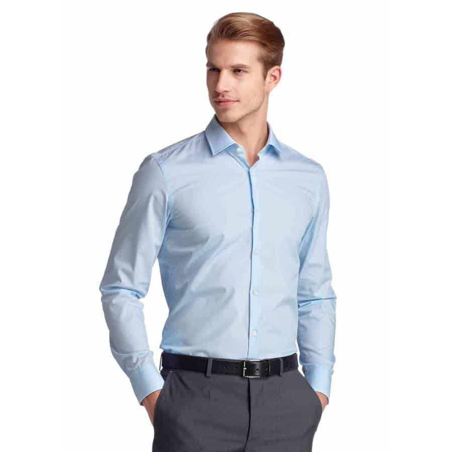 Free shipping and free returns on men 39 s dress shirts at for Hugo boss dress shirts