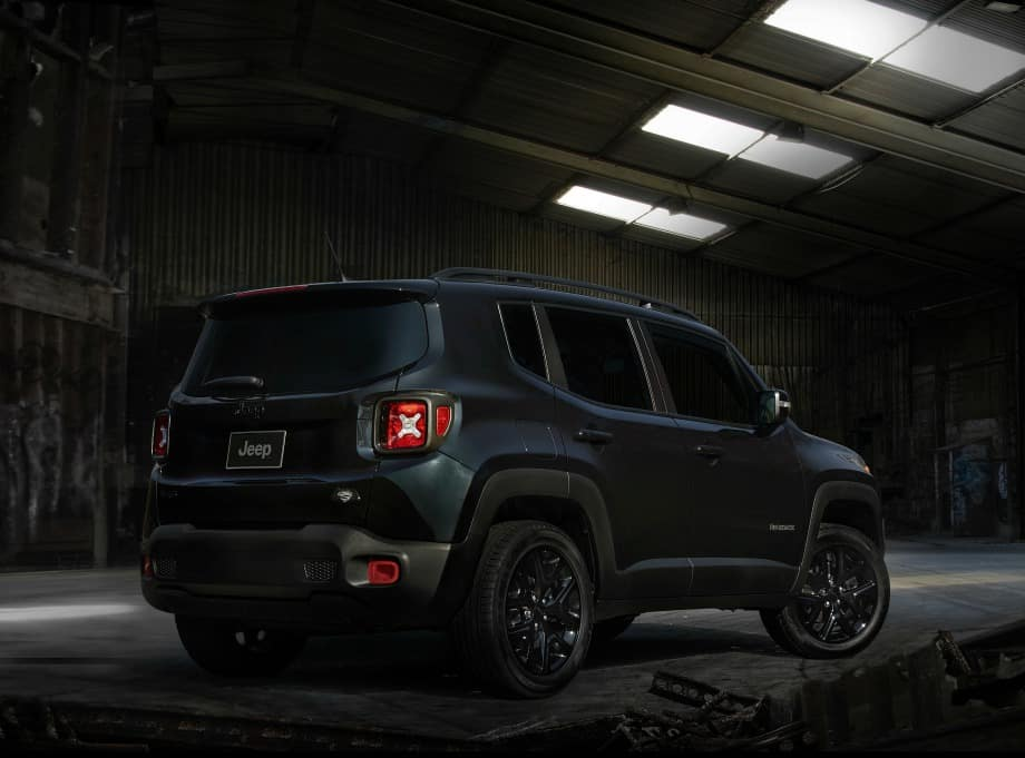 Jeep Renegade Dawn of Justice Special Edition Exterior